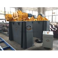 China Bolt Adjustment Conventional Tank Turning Rolls With Double Motor 120 Ton wholesale