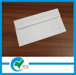 China Art Paper Custom Envelope Printing, Window Envelope, Pantone Color Offset Printing on sale