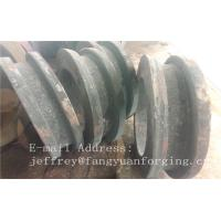 China SA-182 F92 Alloy Steel Forgings / Forged Pipe Valve Rough Turned wholesale