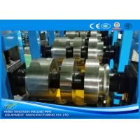 China High Speed Cold Roll Forming Machine For Stainless Steel U Shape Max 200mm Width wholesale