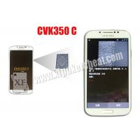 China A Little Thin CVK350C Samsung Poker Card Analyzer Mini Wireless Know Result on sale