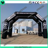 China Customized Advertising Inflatable Arch, Promotional Inflatable Archway,Event Arch Door wholesale