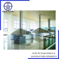 China Time Control Industrial Beer Brewing Equipment 1000L - 3000L Polishing Below 0.4um on sale