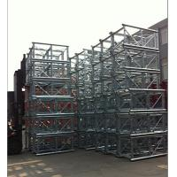 China Twin Cage Lifting Construction Hoist Parts With counterweight wholesale