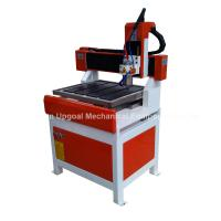 China 400*400mm CNC Metal Router with NcStudio Control wholesale