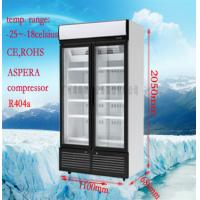 China Customize Commercial Display Freezer For Restaurant / Supermarket wholesale