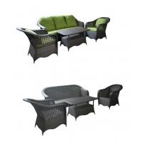 China 4pcs  Amercial Style Outdoor Rattan/ Wicker Sofa furniture -9012A wholesale