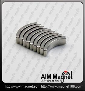 China Hotsale arc sintering ndfeb magnet wholesale