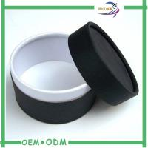 China Elegant Perfume Cosmetic Paper Tube Box Luxury Handmade Custom on sale
