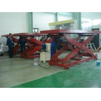 China Stationary Aerial Scissor Lift  4200kg Capacity With1150mm Lifting Height wholesale