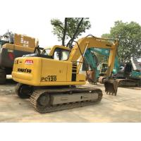 China Komatsu PC120 Second Hand Excavators 500mm Shoe Size 0.5m3 Bucket Capacity wholesale