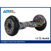 Buy cheap Portable Bluetooth Hoverboard Off Road Wheels 10 Inch 3 Hours Charging Time from wholesalers
