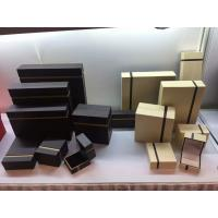 China Customizable Fancy paper Jewelry Display Cases / Gift Packaging Box wholesale