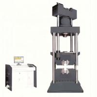 China Computer Hydraulic UTM Tensile Testing Machine Single Space Grade 0.5 Accuracy wholesale