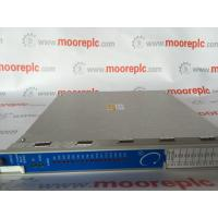 China Safe 0.89 Lbs Bently Nevada 3500 133396-01 Overspeed Detection I/O Module wholesale