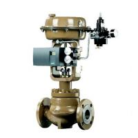 China Compact Body Stainless Steel Globe Valve , Globe Control Valve Without Positioner wholesale