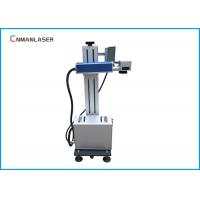 China Low Consumption 20w Co2 RF Metal Laser Marker Marking Machine , 0.01mm Accuracy on sale
