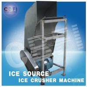 China Water Proof Crushed Ice Maker Machine / Industrial Ice Crusher Machine Energy Saving wholesale
