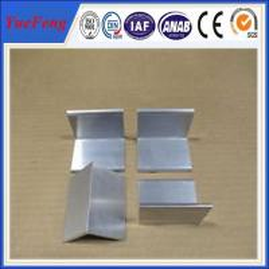 China Aluminium price per kg aluminum angle profile in china wholesale