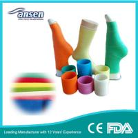 China 5inch colorful orthopedic casting tape with CE & FDA approved wholesale
