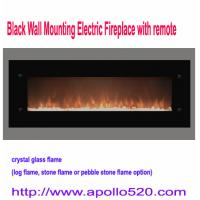 China 72-inch Wall-Mount Electric Fires wholesale