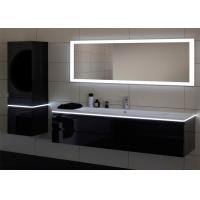 Buy cheap Modern Waterproof Illuminated Bathroom Mirrors Wide Operating Temperatures from wholesalers