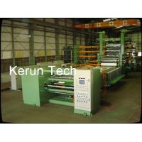 China High Output Skinning / Crust PVC Foam Board Machine Extrusion Line wholesale