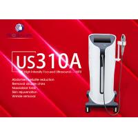 Buy cheap Non Invasive Hifu Facelift Machine Face Wrinkle Remover Machine 4.0 MHz from wholesalers