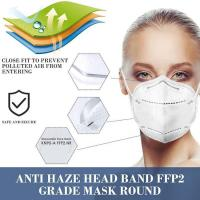 Buy cheap Personal Preotective 5 Ply Civil KN95 Dustproof Face Mask from wholesalers