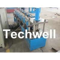 China Hydraulic Cutting, 8 - 11 Stations, Steel Angle Roll Forming Machine TW-L50 wholesale