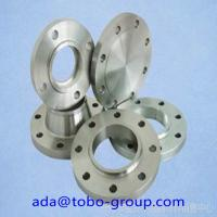 """China 254SMO 904L 24"""" Duplex Steel Blind Flanges For Petrochemical Industy wholesale"""