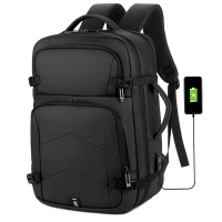 China 15.6 Inch Business Waterproof Smart USB Laptop Backpack wholesale