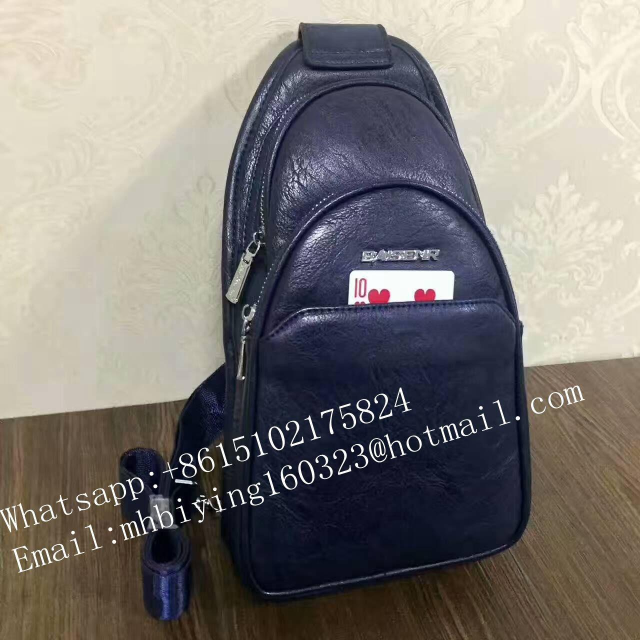 Buy cheap Black Poker exchange leather bag for gamble cheat/non marked poker cards/casino from wholesalers