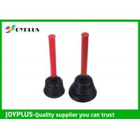 China JOYPLUS Bathroom Cleaning Accessories Rubber Toilet Plunger OEM / ODM Available wholesale