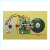 Buy cheap Sound Module, Sound Chip, Voice Module from wholesalers