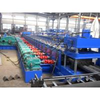 Buy cheap Freeway Guardrail Roll Forming Machine Used for USA Market Implement American Standards from wholesalers