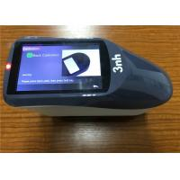 Buy cheap Lab Camera Locating Portable Color Spectrophotometer For Fruit Mobile Phone Fabric Color Matching from wholesalers