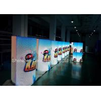 China P6 Led Advertising Screens Meanwell Energy 5v60a Columns Led Billboard Display wholesale