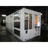 China Outdoor 40Kw Water Cooled Diesel Generators Containerized Type wholesale