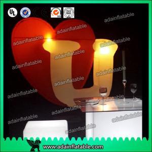 China Wedding Decoration Lighting Inflatable Letters Customized wholesale