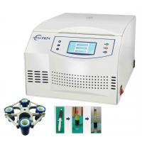 Professional PRP Centrifuge Device 4x50ml Capacity Adjustable Speed With CE Certificate