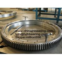 China 061.25.1120.301.11.1523 four point contact ball slewing bearing with external gear ,1013X1278X79mm wholesale