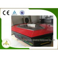 China 11 Seats Electric Tube Heating Teppanyaki Grill Table Stainless Steel Material wholesale