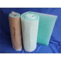 China 50mm Thickness Industrial Fiberglass Air Filters With Gradual Density wholesale