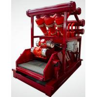 China Hunter series Solids control mud cleaner used in drilling fluids system wholesale