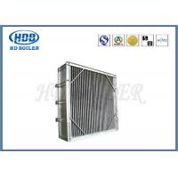 China Horizontal And Vertical Style Boiler Spare Parts , Tubular Steam Air Preheater For Boiler wholesale