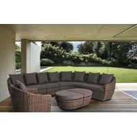 China 7-piece Metal outdoor modular sectional sofa outdoor furniture garden sofa-YS5745 wholesale