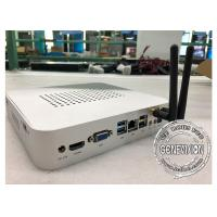 China USB 3.0 HDMI out Advertising HD Media Player Box Ubantu Linux Windows Operation System wholesale