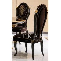 China Hot sales Italy antique dining room wood design dining chairs TV-009B wholesale