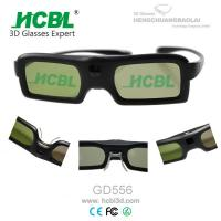 Quality Colorful PC Frame Active Shutter 3D Glasses For Sony / Samsung / LG / PANASONIC 3D TVS for sale